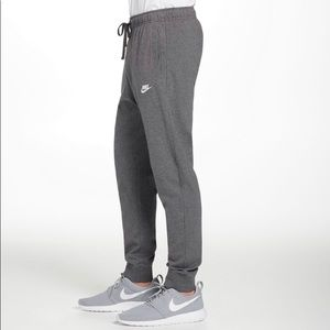 Nike Sportswear Club Joggers Sweatpants Charcoal M